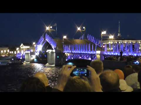 Белые ночи Санкт-Петербург