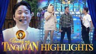 Video Tawag Ng Tanghalan: Ryan wonders why Vice and Jhong always fight MP3, 3GP, MP4, WEBM, AVI, FLV Januari 2019