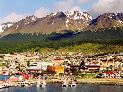Destinos In Ushuaia. Promo Mexico Travel Channel