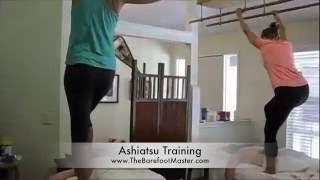 Ashiatsu Massage Training