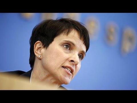 Η άνοδος της ακροδεξιάς στη Γερμανία και η άποψη της επικεφαλής του AfD