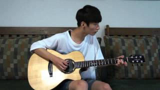 """Sungha http://www.sunghajung.com arranged and played """"Eyes,Nose,Lips"""" by TaeYang."""