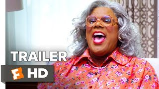 Boo 2! A Madea Halloween Teaser Trailer #1 (2017): Check out the new trailer starring Tyler Perry, Brock O'Hurn, and Lexy Panterra! Be the first to watch, comment, and share trailers and movie teasers/clips dropping soon @MovieclipsTrailers. ► Buy Tickets: https://www.fandango.com/boo2amadeahalloween_203996/movieoverview?cmp=MCYT_YouTube_DescWatch more Trailers: ► HOT New Trailers Playlist: http://bit.ly/2hp08G1► What to Watch Playlist: http://bit.ly/2ieyw8G► Even More on COMING SOON: http://bit.ly/H2vZUnMadea, Bam, and Hattie venture to a haunted campground and the group must literally run for their lives when monsters, goblins, and the boogeyman are unleashed. About Movieclips Trailers:► Subscribe to TRAILERS:http://bit.ly/sxaw6h► We're on SNAPCHAT: http://bit.ly/2cOzfcy ► Like us on FACEBOOK: http://bit.ly/1QyRMsE ► Follow us on TWITTER:http://bit.ly/1ghOWmt The Fandango MOVIECLIPS Trailers channel is your destination for hot new trailers the second they drop. The Fandango MOVIECLIPS Trailers team is here day and night to make sure all the hottest new movie trailers are available whenever, wherever you want them.