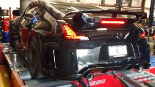 Nonton 370z Nismo with Fast Intentions Turbo Kit Film Subtitle Indonesia Streaming Movie Download