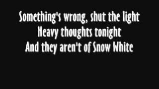 Metallica - Enter Sandman lyrics