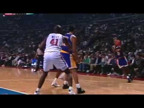 Video: Nick Van Exel Spoils Grant Hill's Rookie Debut with 35 - League Pass Look Back