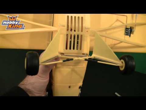 RCPlanesUK - Hobby King - Piper J-3 cub
