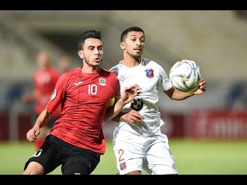 KUWAIT SC (KUW) 1-2 AL JAZEERA (JOR)- AFC Cup 2019...