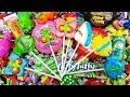 Baby Shark Doo doo doo doo Animal Song Nursery Rhymes with Shark Lollipops Party in My Tummy