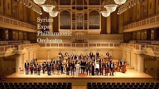 Ghadan (Tomorrow) Live at Konzerthaus Berlin   Syrian Expat Philharmonic Orchestra   Official Video