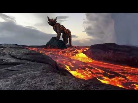 5 Seres Mortales Encontrados En El Fondo Del Volcán 😨
