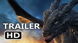 Nonton Dragonheart Official Trailer  2017  Battle For The Heartfire Dragons Movie Hd Film Subtitle Indonesia Streaming Movie Download