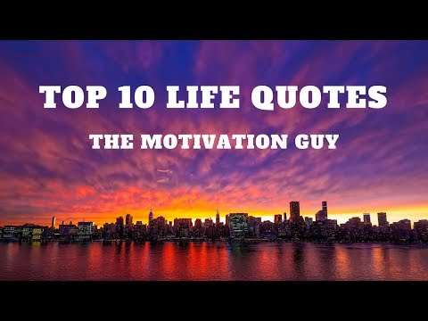 Thank you quotes - The Motivation Guy - Top 10 Life Quotes