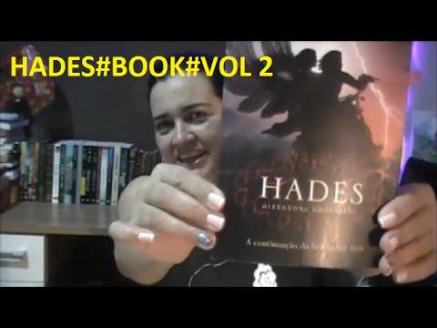 ALEXANDRA ADORNETTO # HADES # LIVRO # VOL 2 # RESENHA #