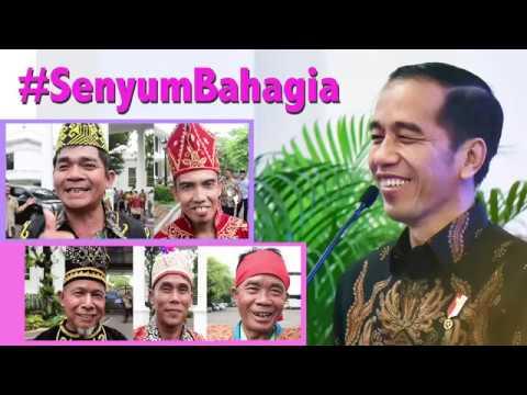 Presiden Jokowi Serahkan SK Hutan Adat