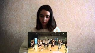 Video Reaction To Daddy Dance Practice By Psy