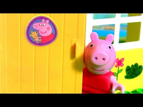 Video Peppa Pig Garden House Blocos de Construção tipo Lego Duplo por Disney Baby Toys Juguetes Peppa Pig download in MP3, 3GP, MP4, WEBM, AVI, FLV January 2017
