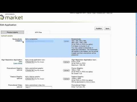 Android Application Development Tutorial – 199 – Putting an App on the Market