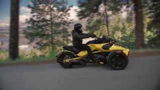 1. New 2017 Can-Am® Spyder® F3-S Daytona 500 (SM6) For Sale in Upper Darby near Philadelphia PA!