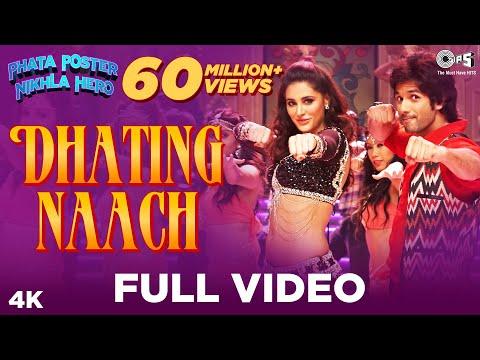 Dhating Naach Full Video - Phata Poster Nikhla Hero I Shahid & Nargis   Nakash Aziz, Neha Kakkad