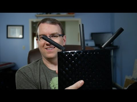 Amazing Sub-$100 802.11AC Router! Tenda AC15 AC1900