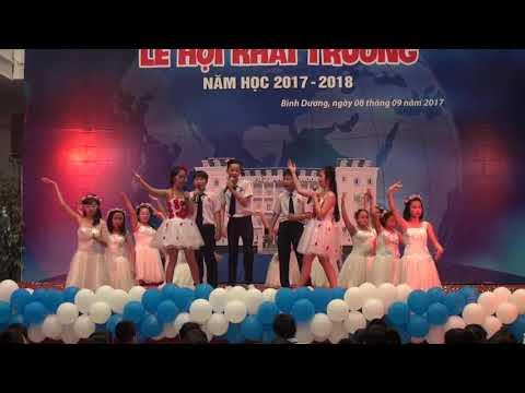 LỄ HỘI KHAI TRƯỜNG NĂM HỌC 2017-2018 -Việt Anh ngày Khai Trường