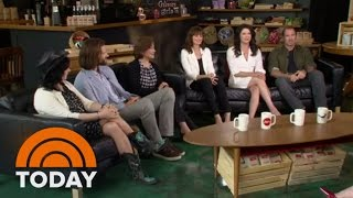 Gilmore Girls Cast Reunion (Full Interview) | TODAY - YouTube