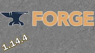 Tutorial - How to Install Forge for Minecraft 1.14.4