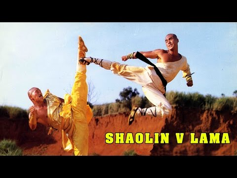 Wu Tang Collection - Shaolin vs Lama WIDESCREEN Version