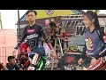 Full Setting Alvan cebonk Vs Wiwi Mungil Sicantik Drag Bike Indonesia