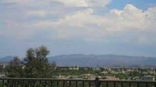 Time Lapse - Cumulus/Cumulonimbus clouds