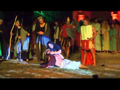 Teatro Paixão e Morte de Cristo