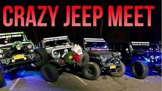 It was a Great Car meet, it was not a Jeep meet or a Jeep Show but they invited us and we went to that car show, it was a great car show. I hope You like this video and you can share it with your friends. Everyone Liked our Jeep Wranglers.