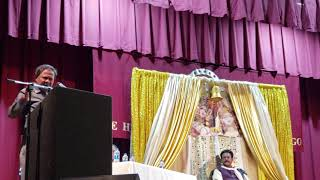 Video Kavingnar Mohanasundaram in Round 1 @ Nagaichuvai Pattimandram 2018 with Suki Sivam in Chicago MP3, 3GP, MP4, WEBM, AVI, FLV Desember 2018
