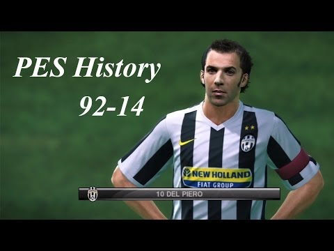 soccer - Pro Evolution Soccer History 92-14.... The History of this amazing game since 1992 with the first Konami Soccer Game Ever: Konami Hyper Soccer, then 1995 wit...