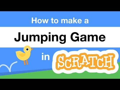 How to Make a Jumping Game in Scratch | Tutorial