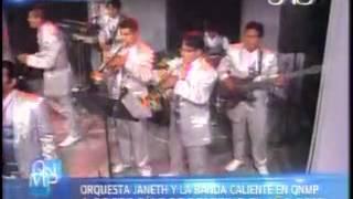Yanet Y La Banda Kaliente - LA BANDA KALIENTE  2 (en vivo QNMP)