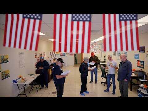 ΗΠΑ: Αυξημένη προσέλευση στις κάλπες