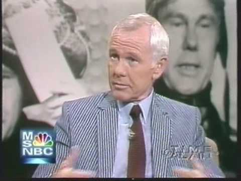 "MSNBC's ""Time and Again"" - on Johnny Carson, pt. 2"
