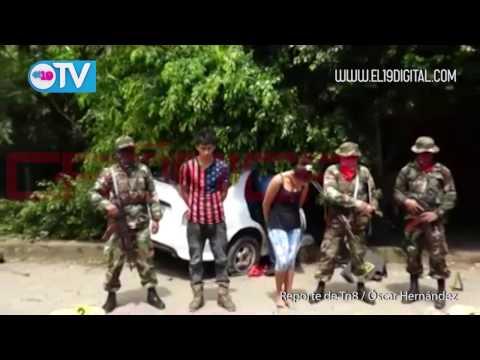 Incautan 83 tacos de cocaía durante operativo en Cárdenas, Rivas