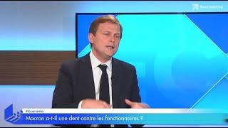 Video Macron a-t-il une dent contre les fonctionnaires ? MP3, 3GP, MP4, WEBM, AVI, FLV November 2017