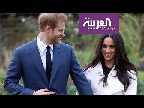 العرب اليوم - ميغن ماركل أميركية تدخل القصور الملكية