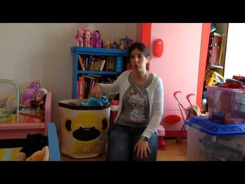 Ordinare la stanza dei bimbi: i contenitori 3Sprouts