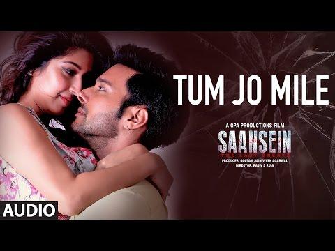TUM HO MERE Full Audio Song | SAANSEIN | Rajneesh