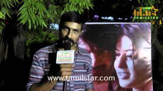 Harish at Meagamann Movie Press Meet