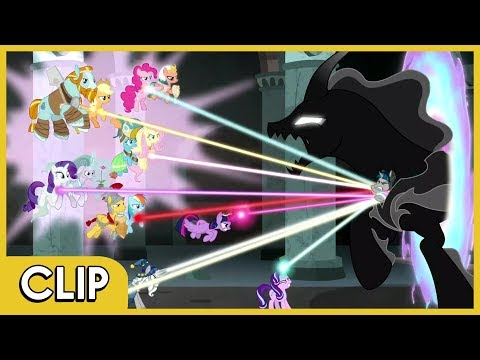 Freeing Stygian from the Darkness - MLP: Friendship Is Magic [Season 7]