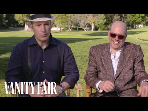 "David Cross on Bob Odenkirk: ""Someday I'm Going to Marry That Man"""