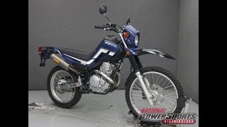 4. 2016  YAMAHA  XT250   - National Powersports Distributors