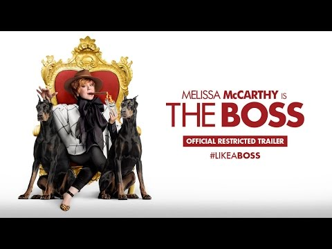 The Boss (Red Band Trailer)