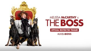 Nonton The Boss   Official Restricted Trailer  Hd  Film Subtitle Indonesia Streaming Movie Download